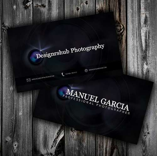 60 absolutely free dark and black business card templates ginva black business card templates reheart Gallery