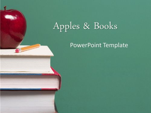 powerpoint templates education theme – sweatsweat, Presentation templates
