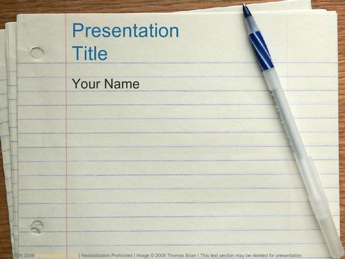 Download 20 free education powerpoint presentation templates for school paper education powerpoint templates toneelgroepblik Image collections