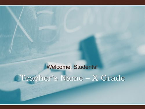 Education PowerPoint Templates