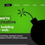 25 Beautiful Examples of Green Website Design