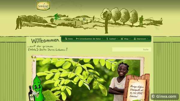 Green Website