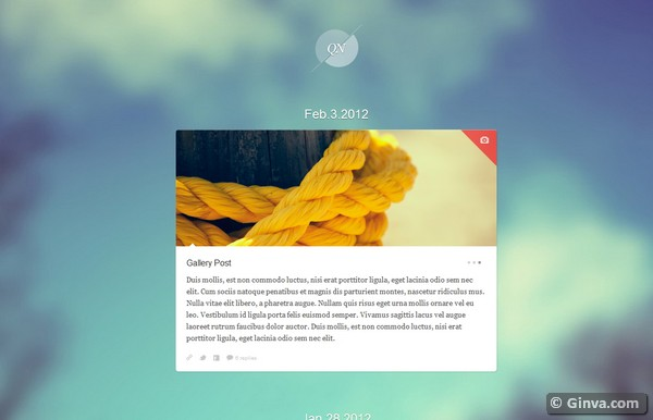 personal blog wordpress theme 24