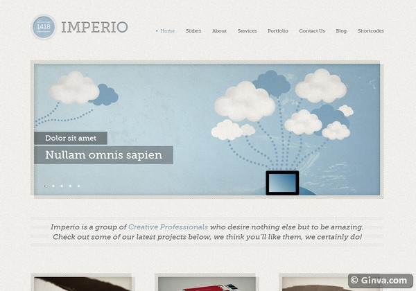 personal blog wordpress theme 28