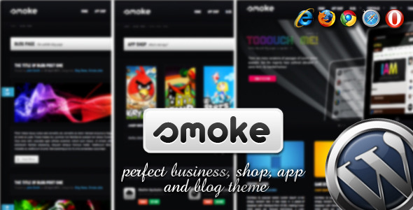 Smoke - Technology Blog, Shop and Magazine (WP) - ThemeForest Item for Sale