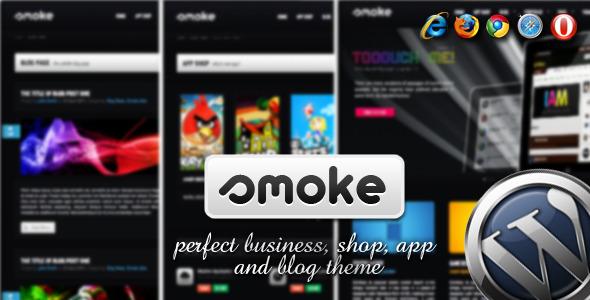 Smoke - Technology Blog, Shop and Magazine (WP) - ThemeForest Item for Sale