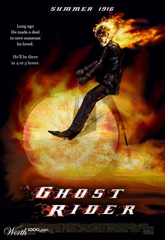 Ghost Rider Premake