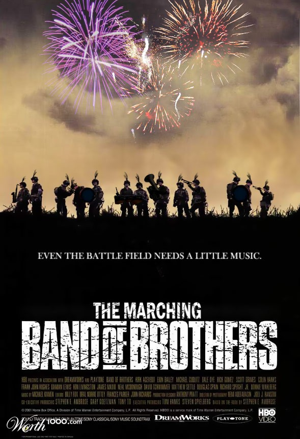 Marching Band of Brothers