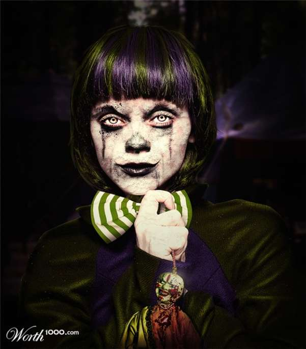 Christina Ricci the Evil