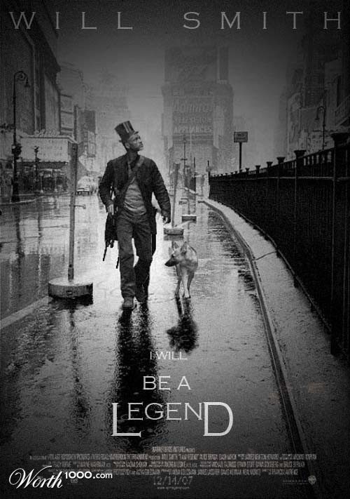i 'WILL' be a LEGEND