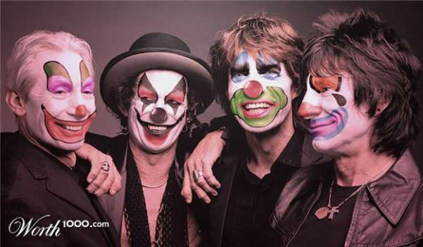 The Rolling Clowns (Rolling Stone)