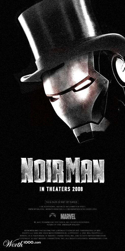 Noir Man