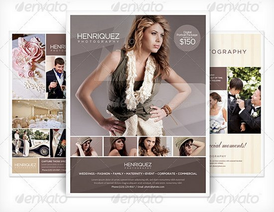 Professional Flyer Design Templates For MultiPurpose Business
