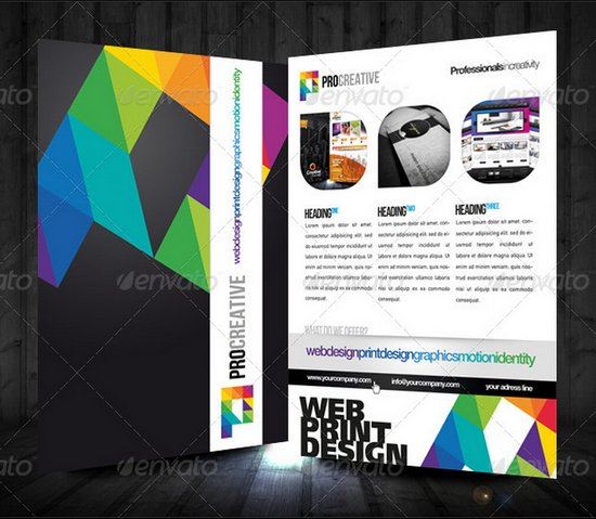 business flyer design templates the