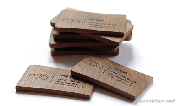 Business Cards 50 Creative Examples of Unusual Business Card Designs
