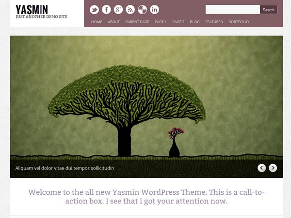 free and premium responsive portfolio wordpress themes 12