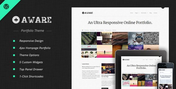 free and premium responsive portfolio wordpress themes 15