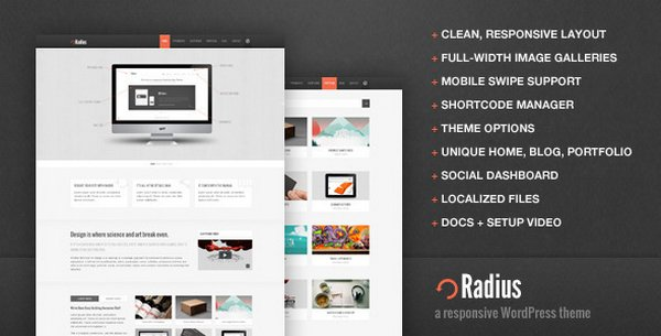 free and premium responsive portfolio wordpress themes 16