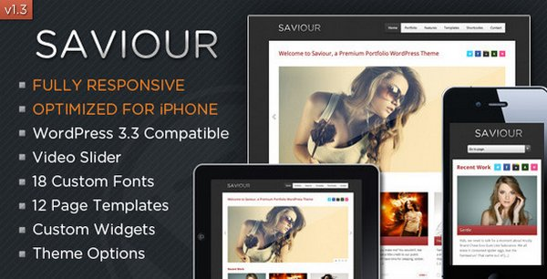 free and premium responsive portfolio wordpress themes 22