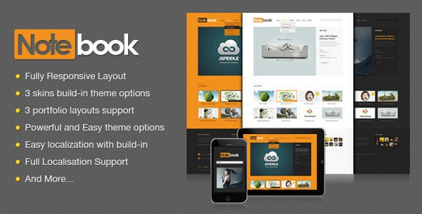 free and premium responsive portfolio wordpress themes 31