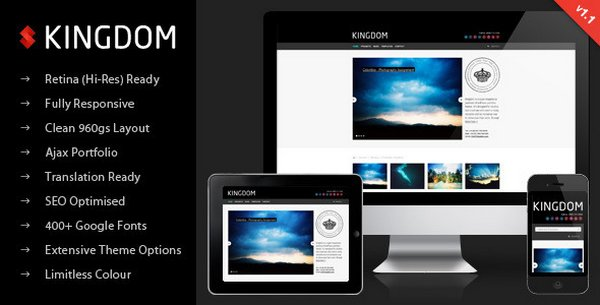 free and premium responsive portfolio wordpress themes 34
