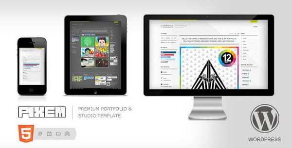 free and premium responsive portfolio wordpress themes 38