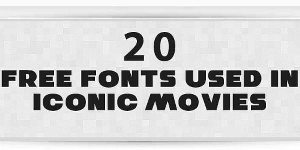 free fonts 9