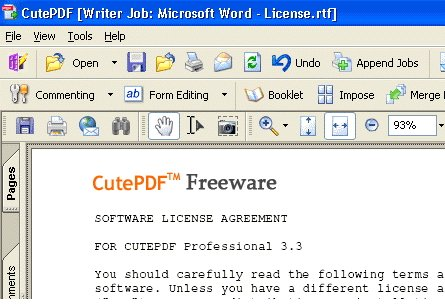 cute pdf writer download for windows 7