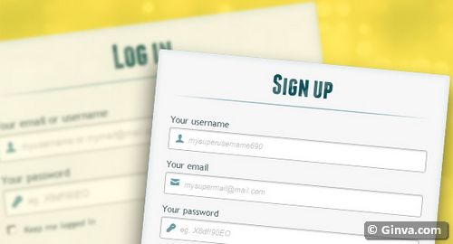 55 Useful and Free Web Forms {CSS, HTML & jQuery}