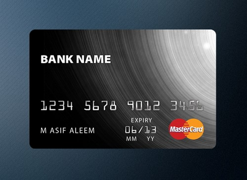 11 free credit card templates in psd  ginva