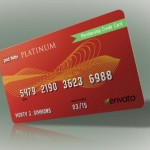 11 Free Credit Card Templates in PSD