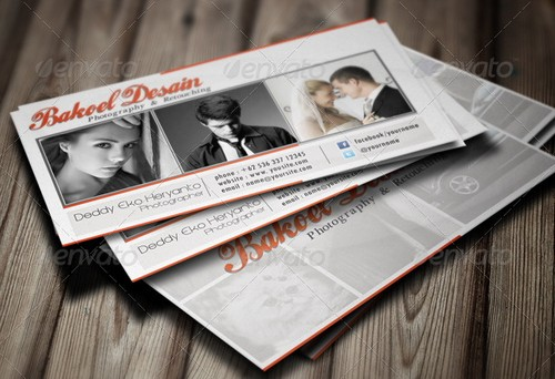 33 cool photographer business cards  psd and examples