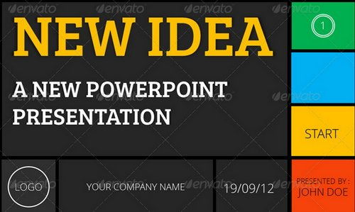 new powerpoint templates - ficeo