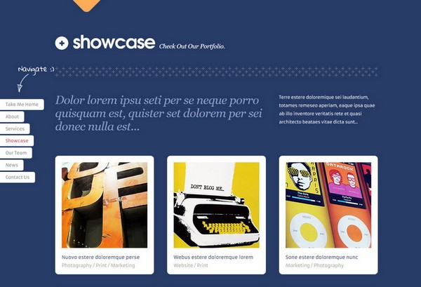 portfolio website templates 11