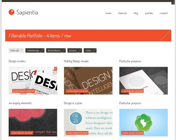 portfolio website templates 12