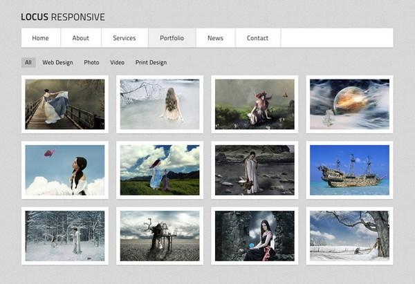portfolio website templates 17