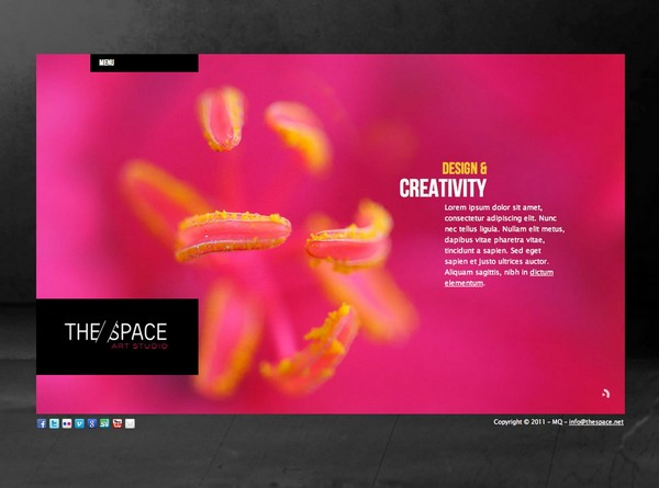 portfolio website templates 18