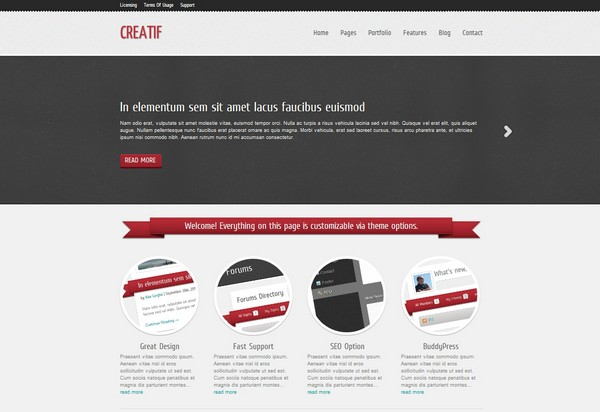 portfolio website templates 6