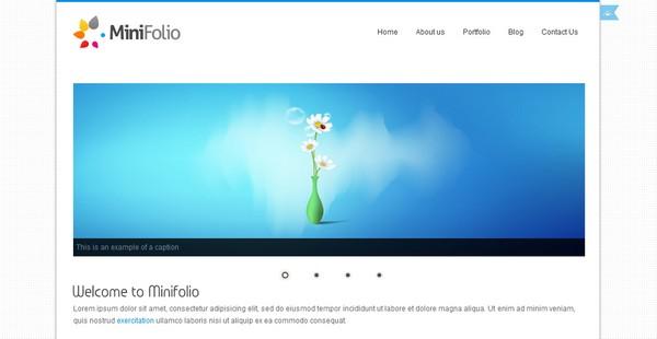 portfolio website templates 8