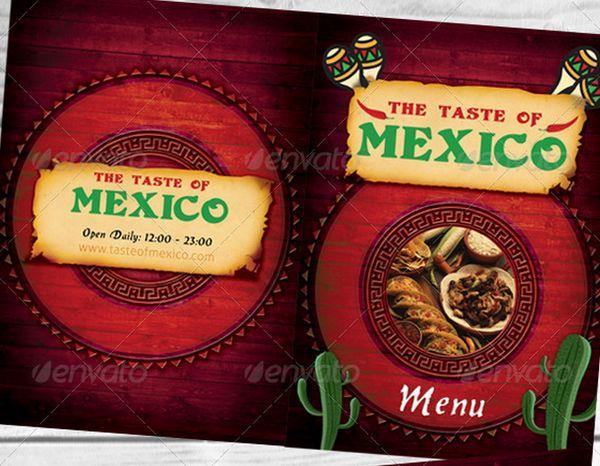 30 food menus templates for café and restaurants ginva