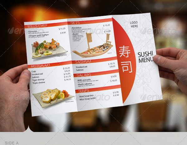 30 food menus templates for cafe and restaurants 32