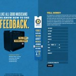 20 Examples of Contact Form and Page Designs