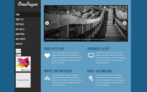 free portfolio templates 23