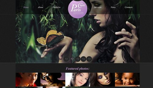 photography websites free download