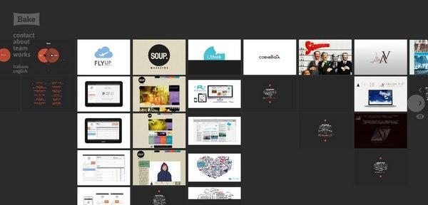 Parallax Website Design