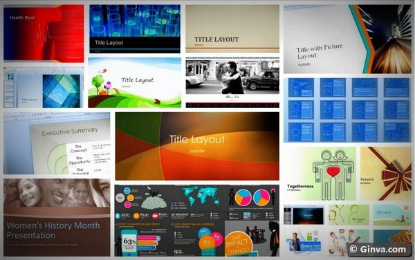 Download Free PowerPoint templates in PPT format
