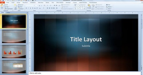 absolutely free powerpoint template in ppt  ginva, Powerpoint