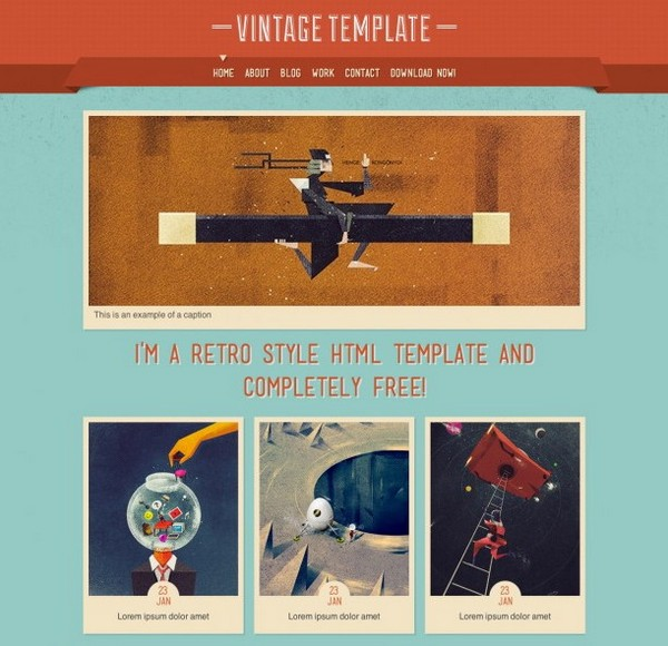 25 free and premium portfolio website template ginva