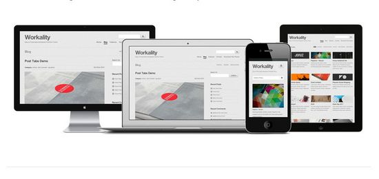 Free and Premium WordPress Theme With Responsive Layout Design