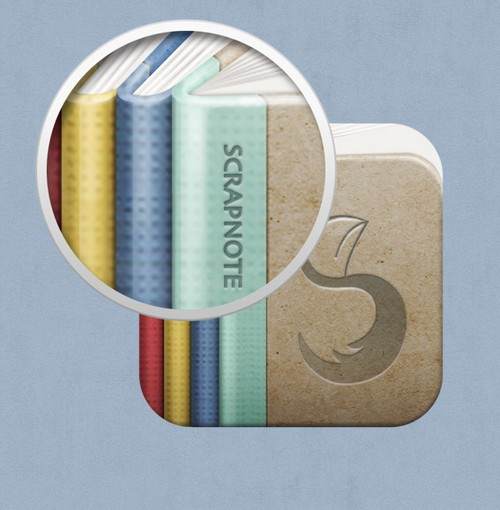 Inspiring Example of App and Software Icon Design